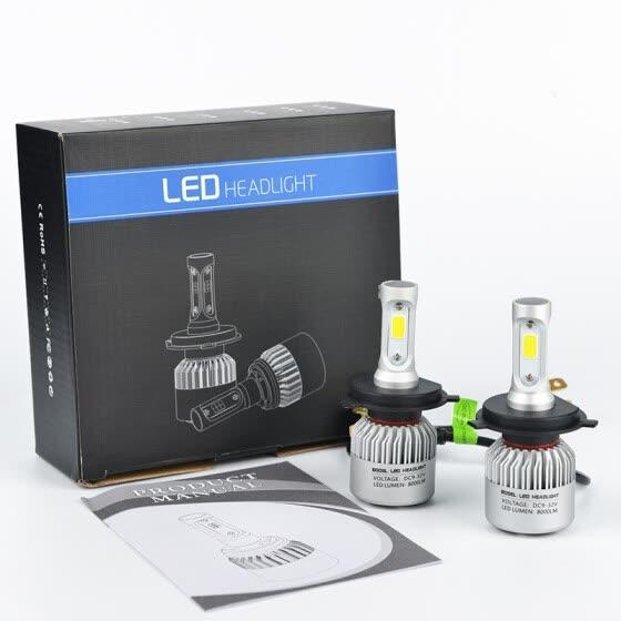 Shop H4 H7 H11 H1 H3 9005 9006 COB Car LED Headlight Bulbs
