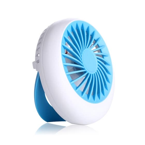 Rechargeable Fan USB Portable Desk Mini Fan for Office USB electric air conditioner small fan Angle Adjustment 1200mA