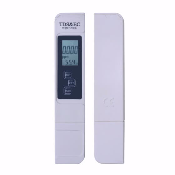 10PCS TDS EC Meter Temperature Tester pen 3 In1 Function Conductivity Water Quality Measurement Tool TDS&EC Tester 0-9990ppm