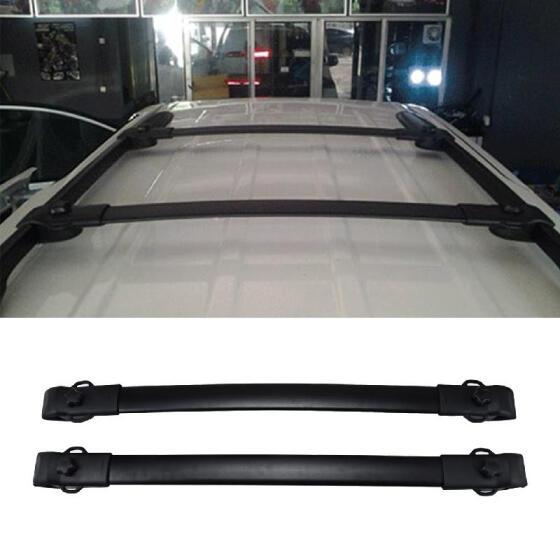 For 2011-2017 Toyota Sienna Cargo Aluminum Roof Rack Cross Bar Luggage Carrier