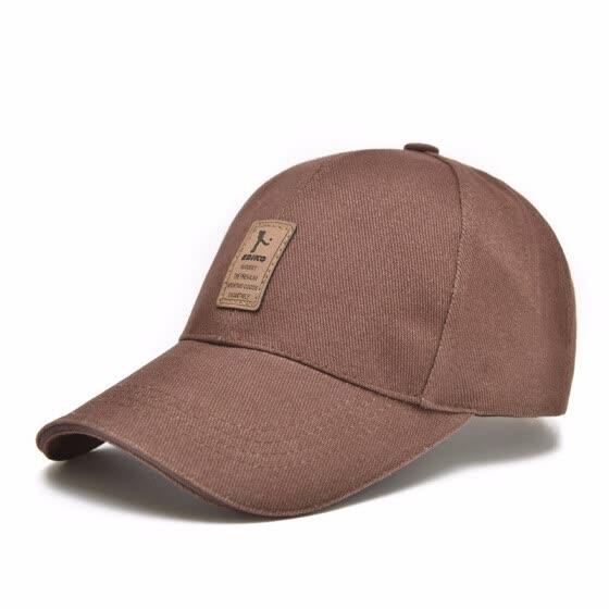 Hat men and women spring and summer cotton baseball cap fall Korean sports  sun hat cap 8f454c0a9bf
