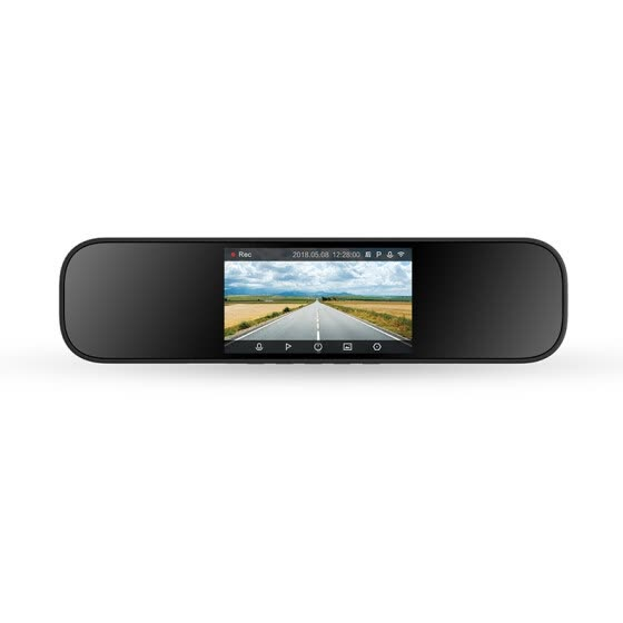 Xiaomi Mijia Rear View Mirror Car Camera Smart Camera 1080P HD 5 Inch IPS Screen IMX323 Image Sensor Driving Recorder For Car