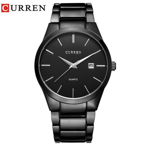 CURREN Luxury Men's Analog Watch Analog sports Watch Wrist Watch Date Men's Watch Business Men's Quartz Watch Watch 8106