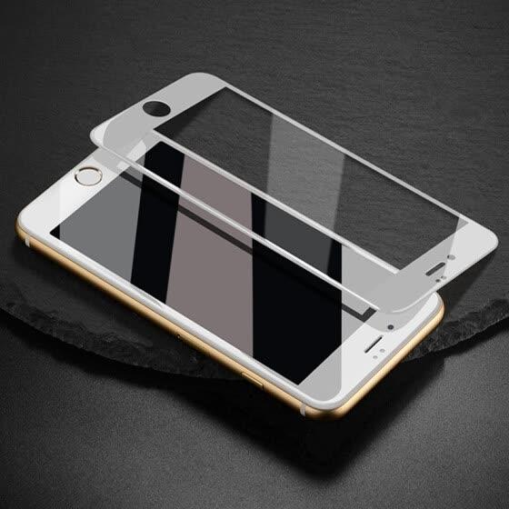 049d1af8df9 5D vidrio templado para el iphone 7 8 vidrio 6 6s más protector de pantalla  para