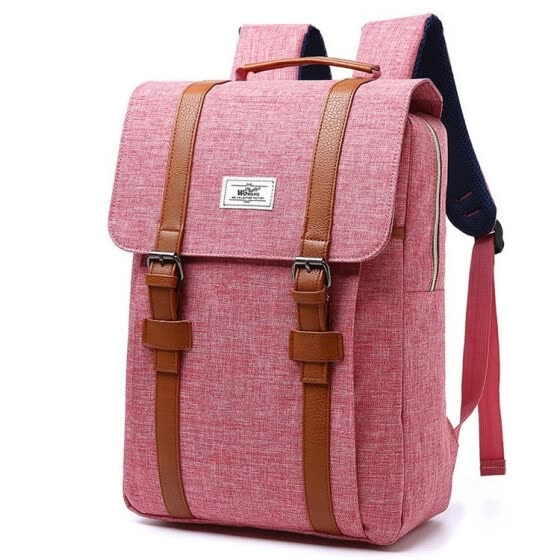 Men Women Canvas Backpacks School Bags for Teenagers Boys Girls Large Capacity Laptop Backpack Fashion Men Backpack