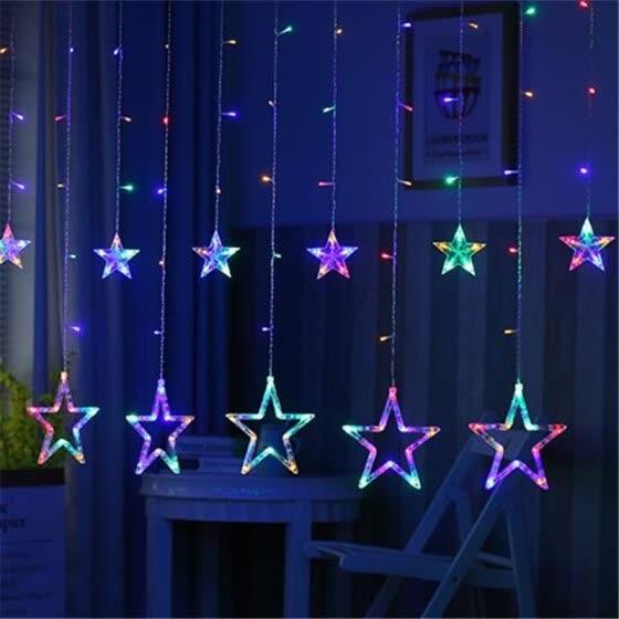 Shop Inkfish LED Curtain Star Light Lantern 3 5 Meter Plug