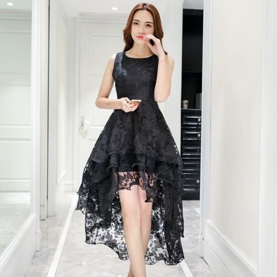 7e56e7cdf Vestido de fiesta elegante del vestido de fiesta del vestido de bola del  cordón de la