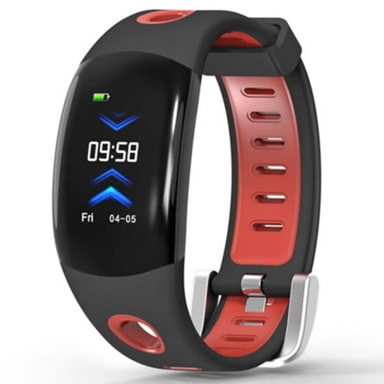 Color Screen Smart Band 3D Dynamic Watch UI Fitness Tracker Remind Sports Bracelet Heart Rate Monitor Wristband IP68 Waterproof