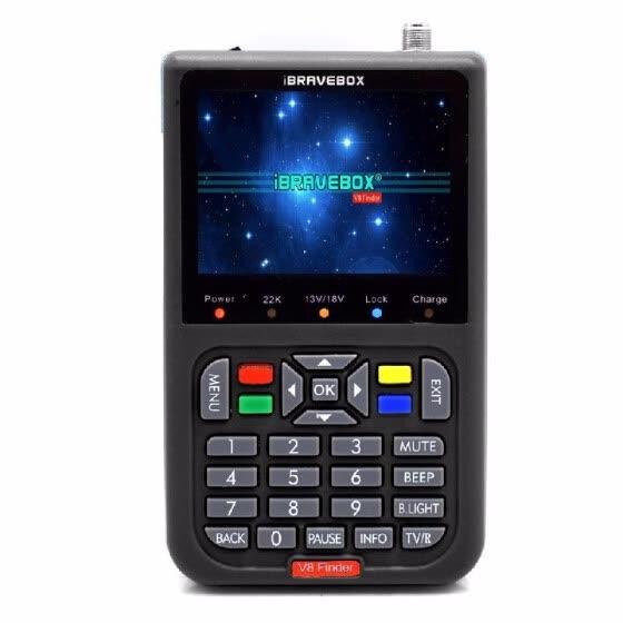 Shop DVB-S2 V8 Finder Digital Satellite Finder With 3 5 inch