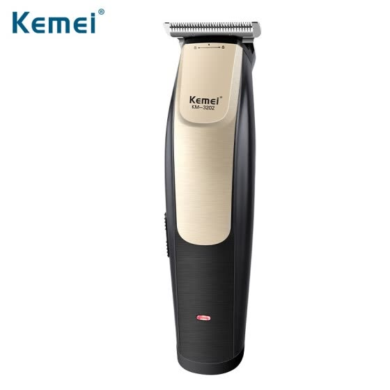 Kemei 0mm Baldheaded trimmer Electric Hair Clipper Rechargeable Modelling Hair Trimmer Razor Cordless Adjustable Clipper