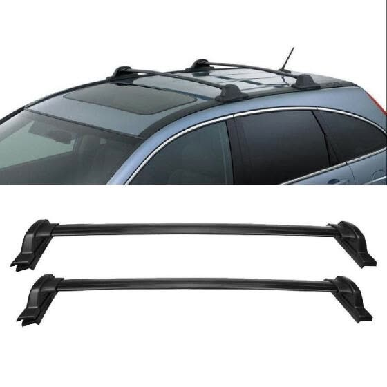 Shop Roof Rack Cross Bars Luggage Cargo Carrier Roof Rails For Honda Cr V 2007 2008 2009 2010 2011 Pair Oe Style Online From Best Other Motor Vehicle Accessories On Jd Com Global Site Joybuy Com