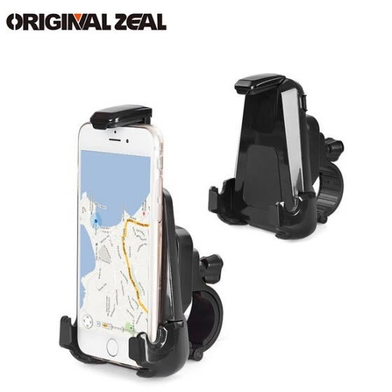 Universal 6'' Cycling Handlebar Clip Stand Mount Bracket Bicycle Bike Phone Holder For iPhone For Samsung Cellphone GPS Holder