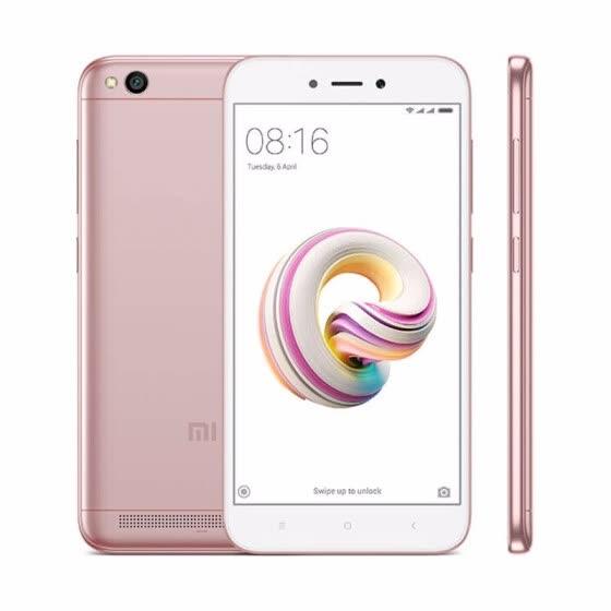 Shop Global Version Xiaomi Redmi 5A 5 A 2GB 16GB MIUI 9 Smartphone