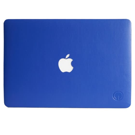 LEATHER SKIN FOR MACBOOK: BLUE COLLECTION
