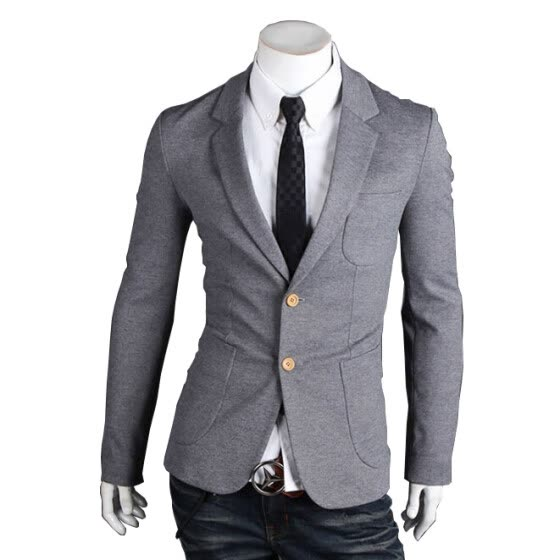 Zogaa Spring New Men's Suit Casual