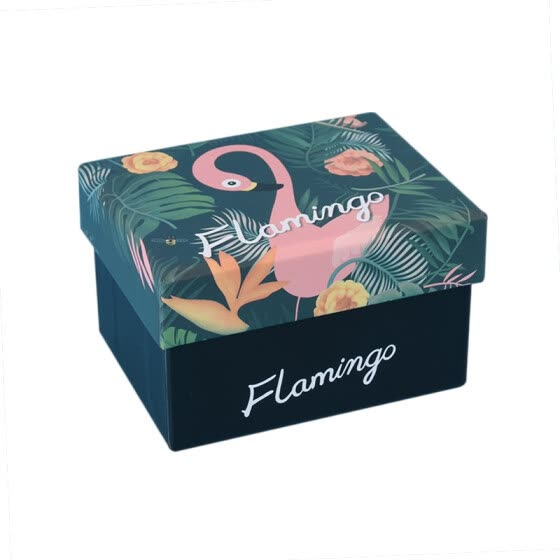 Extreme Space JDKJ Creative Flamingo Gift Box Literary Small Fresh Packaging Valentines
