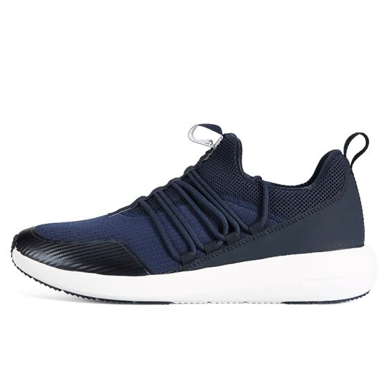 PEAK men's casual shoes breathable comfort cushioning fashion urban sports shoes DE820571 Navy 40 yards