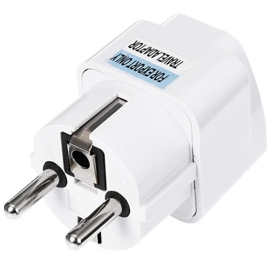 Universal Plug Travel Adapter Type L for Italy Multi-specification turning connector with single product without barcode