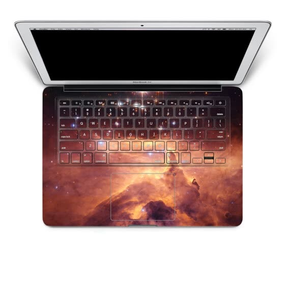 GEEKID@Macbook Pro decal keyboard sticker cover univers sticker full decal keyboard sticker US style keyboard protector