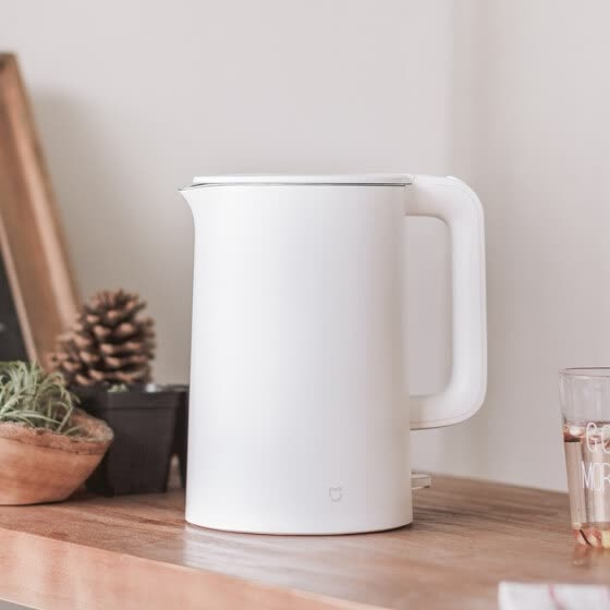 Xiaomi 1.5L Electric Water Kettle Auto Power-off Protection 304 Stainless Steel Inner Layer Electric kettle Smart water heater