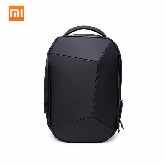 98a085fe187 Xiaomi Geek Shoulder Backpack Gamer Bag Multifunctional Waterproof Large  Capacity Storage Space Rucksack 15.6-inch