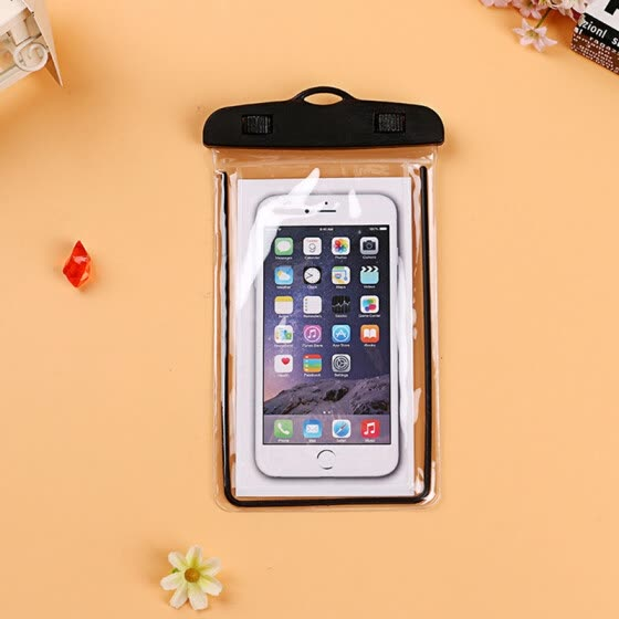 buy popular 9da51 368ab Shop Universal Waterproof Phone Pouch for Xiaomi Redmi 3X 3S prime/3 ...