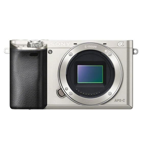 Sony (SONY) ILCE-6000 APS-C micro single body silver (24.3 million effective pixels a6000 / α6000)