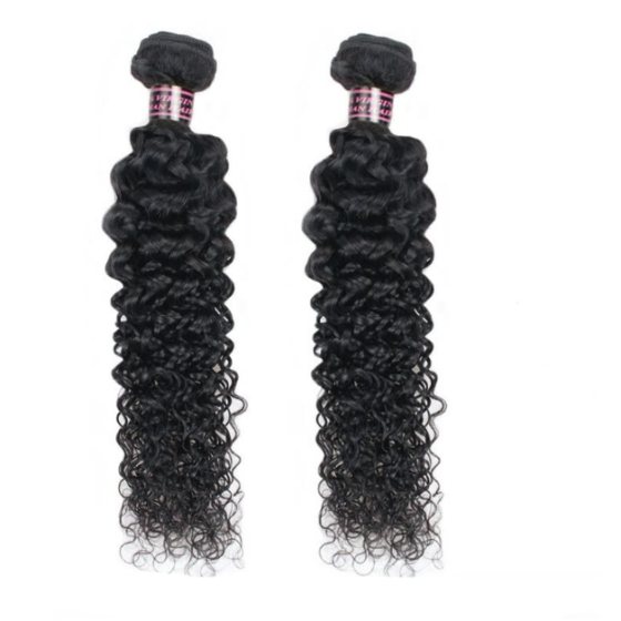 Hot Sell 7A Unprocessed Brazilian Kinky Curly Virgin Human Hair 2 Bundles Weave Top Selling Virgin Brazilian Kinky Curly Hair