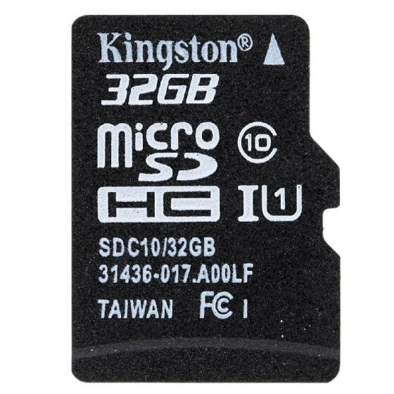 Kingston Hot-selling Class 10 8GB 16GB 32GB 64GB MicroSD TF Flash Memory Card 48MB/s Maximal Speed with Card Adapter