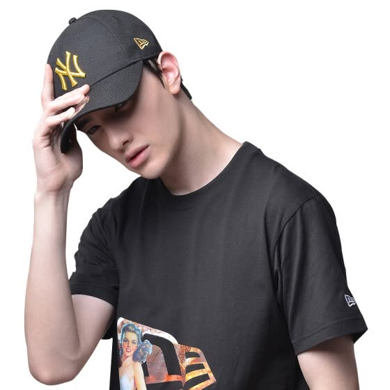 d076b0c4e61 NewEra New York NY Yankees baseball cap MLB men and women models curved caps  sports and