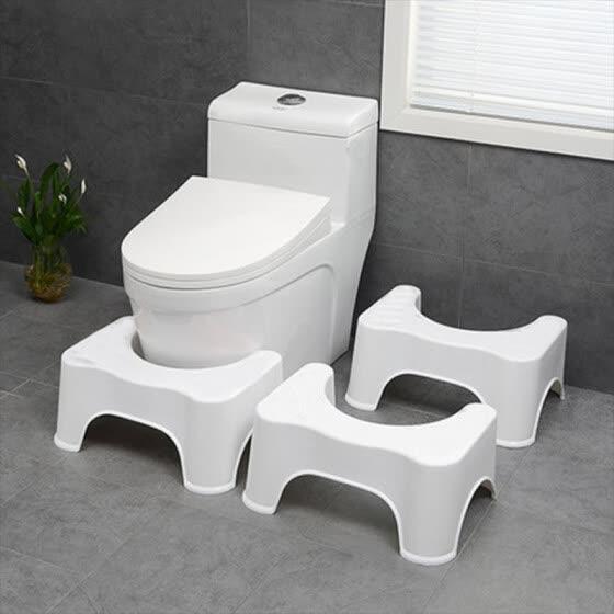 Remarkable Shop Bingyou Toilet Seat Footstool Toilet Stool Squat Machost Co Dining Chair Design Ideas Machostcouk
