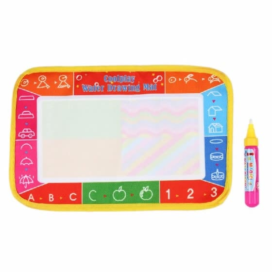 Kids Toy Water Drawing Mat Board Painting and Writing Doodle With Magic Pen for Baby Kids