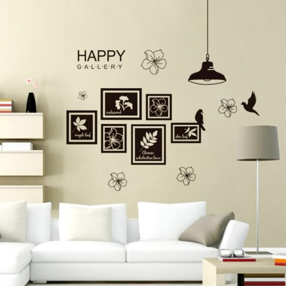 Shop Wall Stickers Home Creative Cartoon Wall Stickers Living Room Bedroom Porch Corner Decoration Background Wall Removable Mural Online From Best Wall Stickers Murals On Jd Com Global Site Joybuy Com