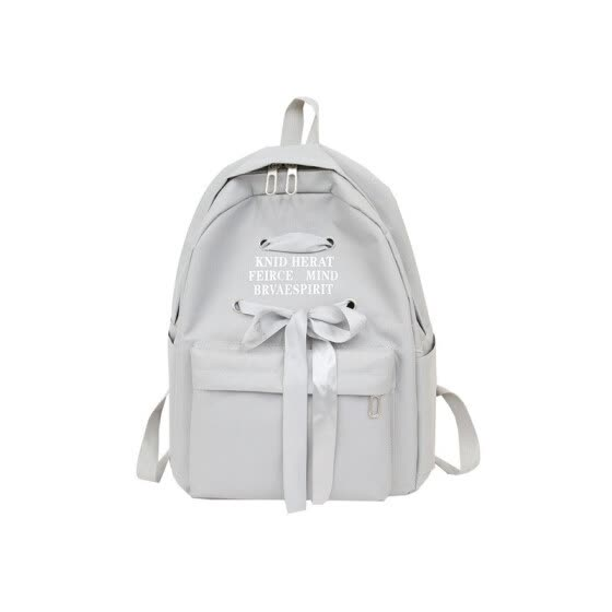 Shop Fashion New Canvas Backpack Bag For Teenage Girls Student