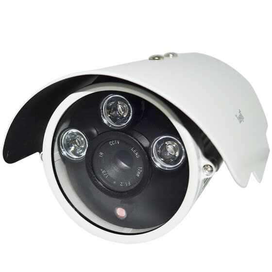 EasyN AH05 IP camera 3.6mm Lens Outdoor 720P Security Wired IP Camera H.264  CMOS IR 50M