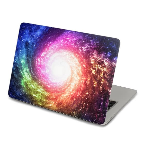 GEEKID@ Macbook Pro retina Decal sticker front cover 3M  Univers Top sticker Decal Back Protector Macbook Air decal
