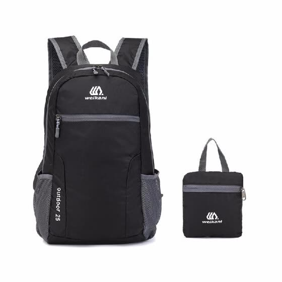 6e1350c916f6 Shop 25L Ultralight Packable Backpack Water Resistant Foldable ...