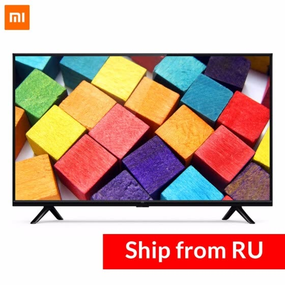 Xiaomi Smart TV Set 4A 32 inch 1366x768 Television 64-bit quad-core Artificial Intelligence HDMI WIFI 1GB+4GB game display