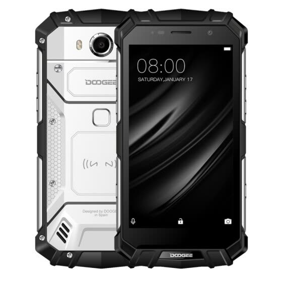 DOOGEE S60 Lite Triple Proofing Phone, 4GB+32GB, 5.2 inch Sharp Android 7.0, Network: 4G, Wireless Charge