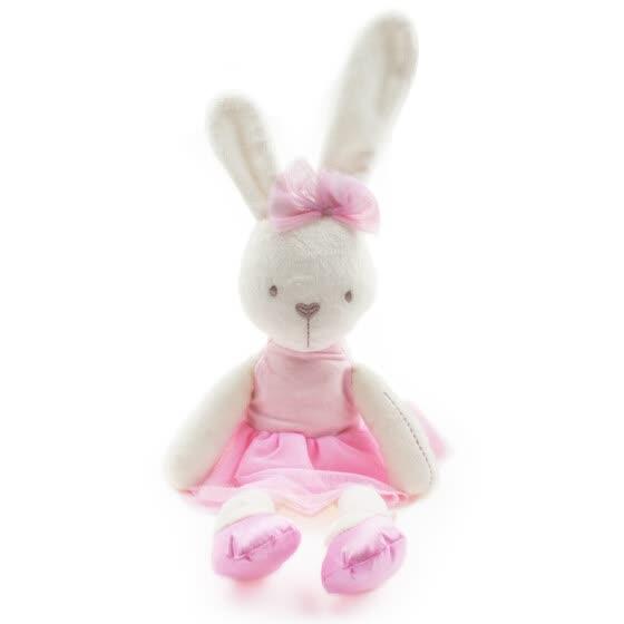 Shop 35 8cm Cute Bunny Baby Soft Plush Toys Mini Stuffed Animals