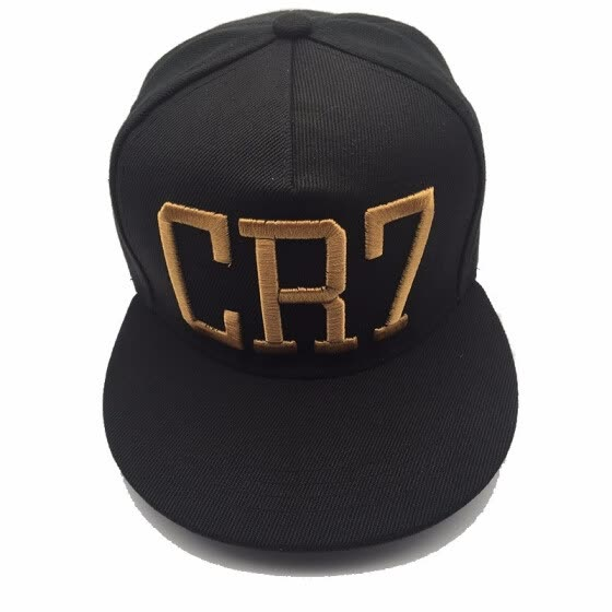 a2dcfd55ead 2018 Cristiano Ronaldo CR7 Black Blue Baseball Caps Hip Hop Sports Snapback  Football Hat Chapeu De
