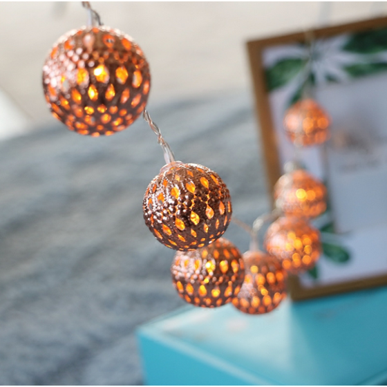 Tremendous Shop 1Led Lights String Christmas Lights String Ball Bulbs Download Free Architecture Designs Scobabritishbridgeorg
