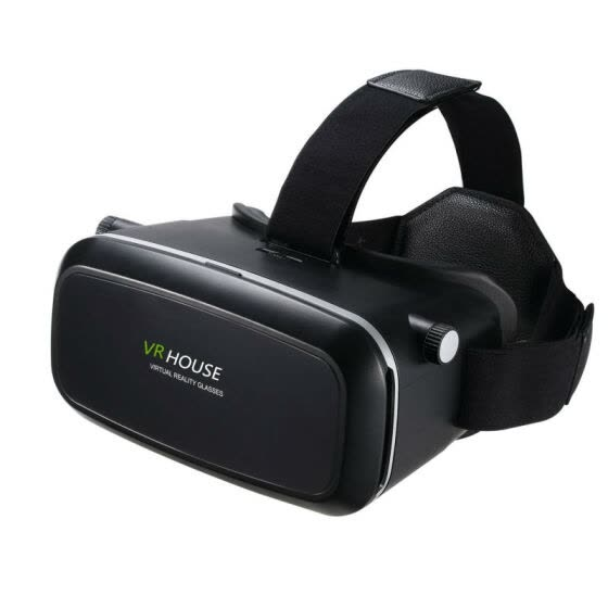 Elegance VR Virtual Reality 3D Smart Glasses for Watching Moving, Playing 3D Game