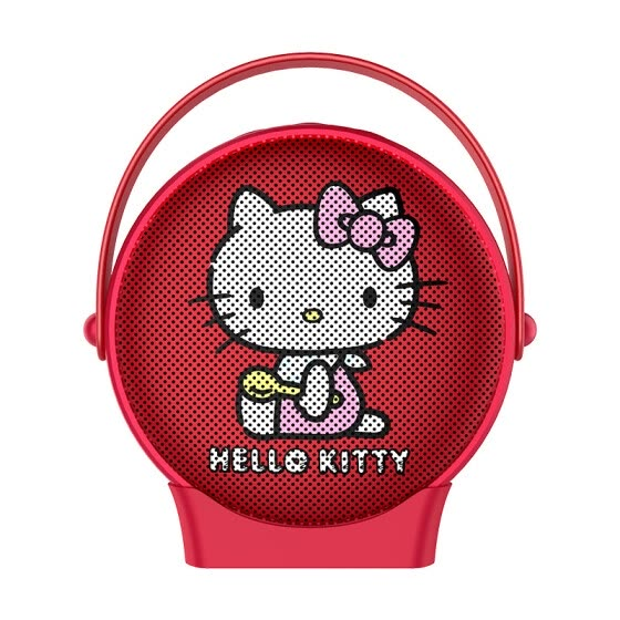 f378aa94a Youjia Hello Kitty Car Audio Portable Bluetooth Speaker Cartoon Cute  Compact Fashion Indoor Outdoor Travel Sports