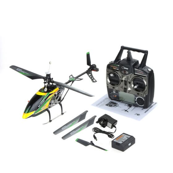 Shop Children's Toys V912 Large 4CH Single Blade RC Helicopter