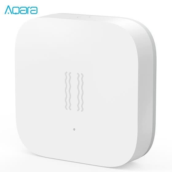 Shop Xiaomi Aqara Zigbee Shock Sensor Mijia Aqara Smart