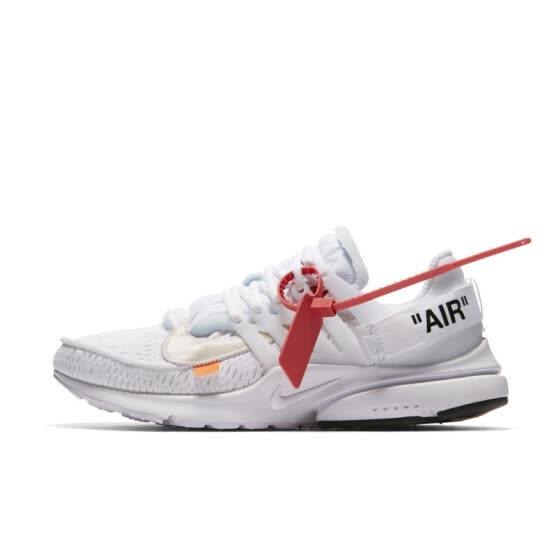 Original Authentic Nike Air Presto x Off White Men s Breathable Running  Shoes Sport Outdoor Sneakers AA3830 ad65d486a