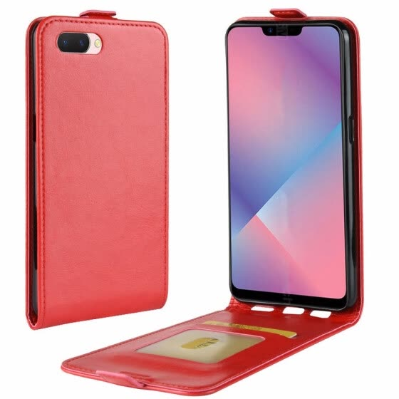 Shop for Oppo A3s WIERSS Flip Leather Case for Oppo A3s for