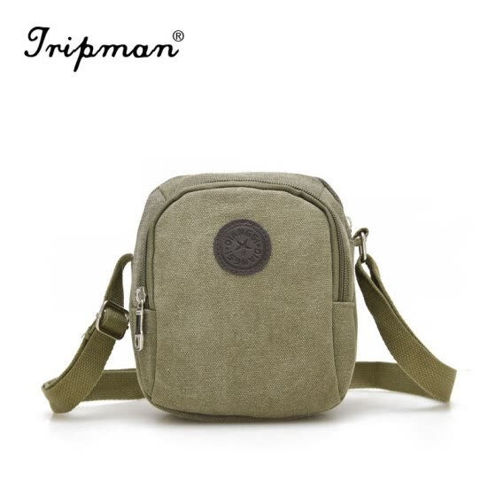 33099ced3b2 Tripman 2016 hot sell vintage men classic hiking canvas messenger bags  outdoor travel sports small shoulder