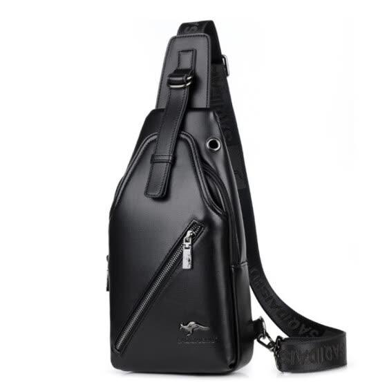 594c5ae6ea4d Комод сумки мужские одного плеча уклона спорта сумка молодежная кожаная  сумка мужская сумка